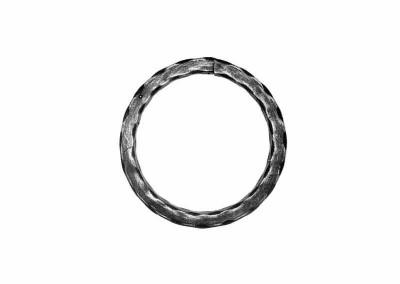 Кольцо D-130 мм 12.02.130-А